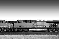 General Electric Dash 9 Locomotive