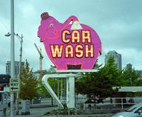 Seattle - Elephant Car Wash 2007 #1