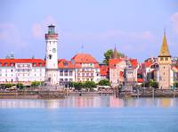 Lindau Harbour