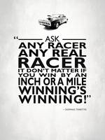 Ask Any Racer
