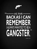 Goodfellas - Always Wanted To Be A Gangster