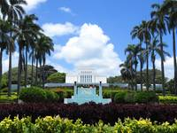 Laie, Hawaii Mormon Temple