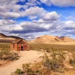 """Old Cabin At Rhyolite"" by jameseddy"