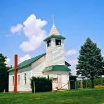 """""""Old Buckeye Church"""" by LostMoon72"""