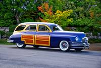 1948 Packard 'Eight Station' Sedan