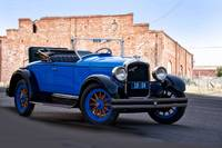 1926 Hupmobile '6' Roadster