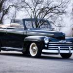 """1947 Ford Deluxe Convertible"" by FatKatPhotography"