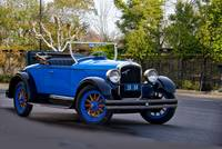 1926 Hupmobile '6' Rumble Seat Roadster