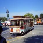 """San Francisco Cable Cars"" by Ffooter"