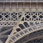 """Eiffel Tower Detail"" by CoraNiele"