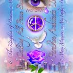 """""""Study Peace, Love & Unity"""" by DonThornton"""