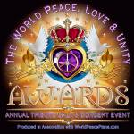 """World Peace, Love & Unity Awards"" by DonThornton"