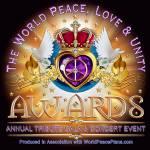 """World Peace, Love & Unity Awards"" by DonThornton"