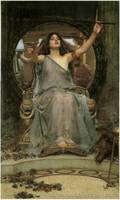 Circe offering the Cup to Ulysses (1892)