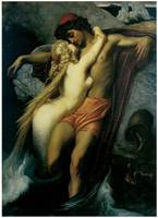 The Fisherman and the Syren (c. 1856 - 1858)