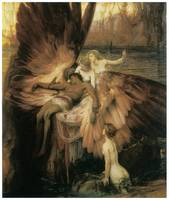 The Lament for Icarus (1898)