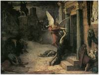 The Plague in Rome (1869)
