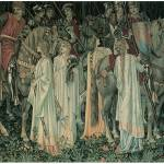 """The Departure of the Knights (c. 1890)"" by ArtLoversOnline"