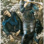 """The Beguiling of Merlin (1873 - 1874)"" by ArtLoversOnline"