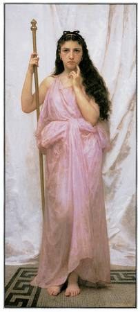 Young Priestess (1902)