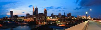 Cleveland Hope Memorial Bridge Pano