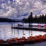 """Boats at Bowness"" by TomGomez"