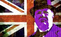CHURCHILL-UNION JACK