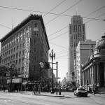 """San Francisco Intersection, 2007"" by Ffooter"