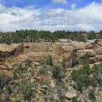 """Chapin Mesa Panorama at Mesa Verde Natl Park"" by JohnChaoPhoto"