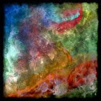 13a Abstract Expressionism Digital Painting