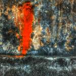 """""""WALL DECAY ABSTRACT #5"""" by nawfalnur"""