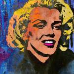 """Marilyn Monroe"" by thegriffinpassant"