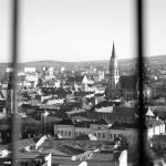 City Through The Iron