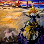 """Venice Carnival Italy Culture Oil Painting"" by GinetteCallaway"