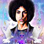 """""""Purple Reign Tribute to Music Royalty"""" by DonThornton"""