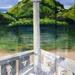 """""""porch view"""" by kjgordon"""