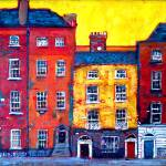 """5 Houses, Dublin, Ireland"" by irishkc"