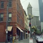 """Seattle Street Corner, 2007"" by Ffooter"