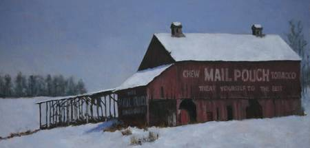 Mail Pouch Barn #8