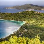 """Morning View of Magens Bay, St Thomas, USVI"" by George_Oze"