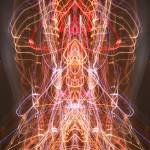 """ABSTRACT LIGHT STREAKS #165"" by nawfalnur"
