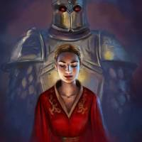Cersei and The Mountain Art Prints & Posters by Laura Ferreira