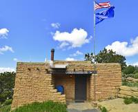 Post Office at Mesa Verde National Park