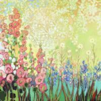 SummerFlowers Art Prints & Posters by Jennifer Lommers