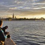 """Fishing On the Neva"" by PaulCoco"