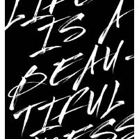 Life Is A Beautiful Mess Art Prints & Posters by Keith Evans