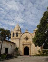 Old Carmel Mission