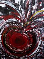 cherry-fruit-abstract-painting-apple-kozyuk
