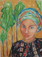 Girl with Turbin I