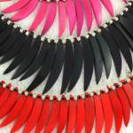 """Colorful Tagua Slices"" by rhamm"